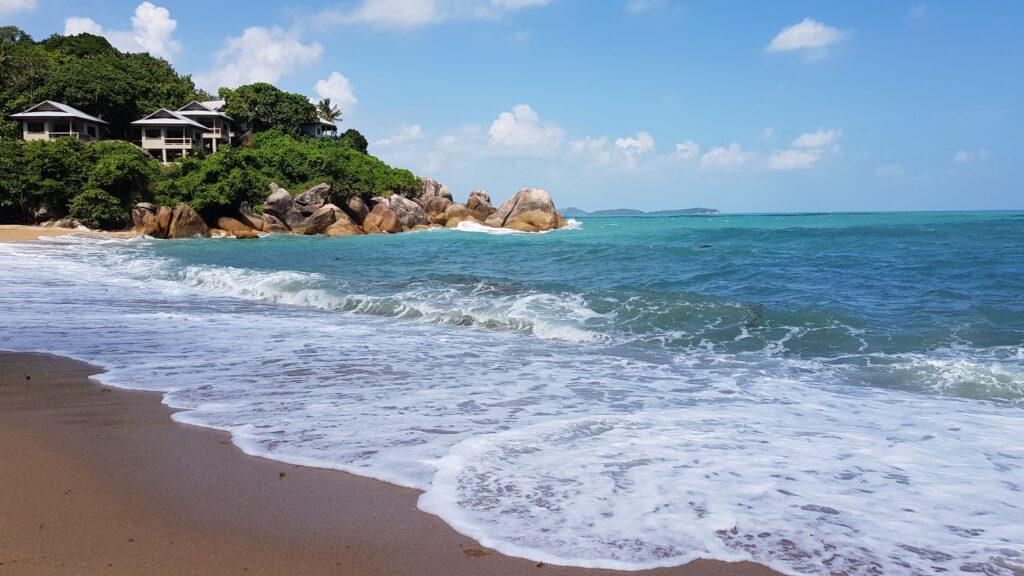 rajska plaża na koh samui