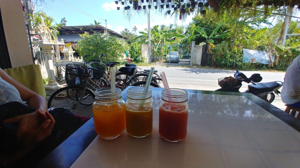 owocowe koktajle Bang Krachao