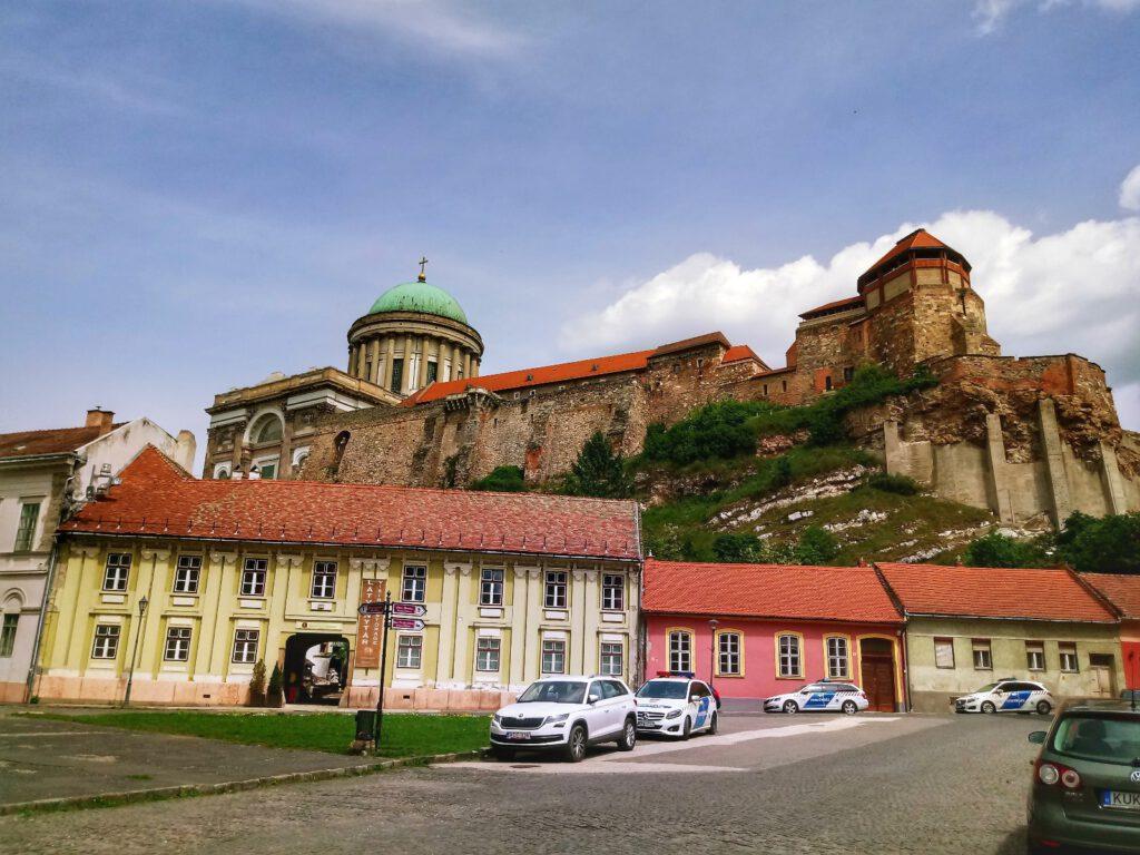 Zabytkowy zamek
