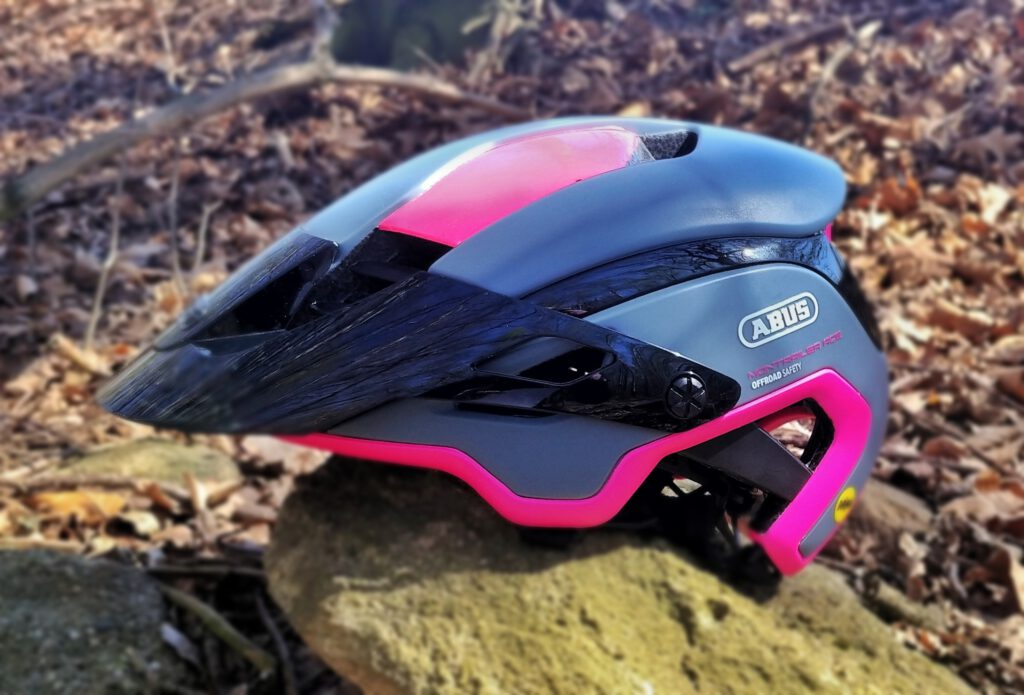 Kask rowerowy Abus MonTrailer ACE MIPS