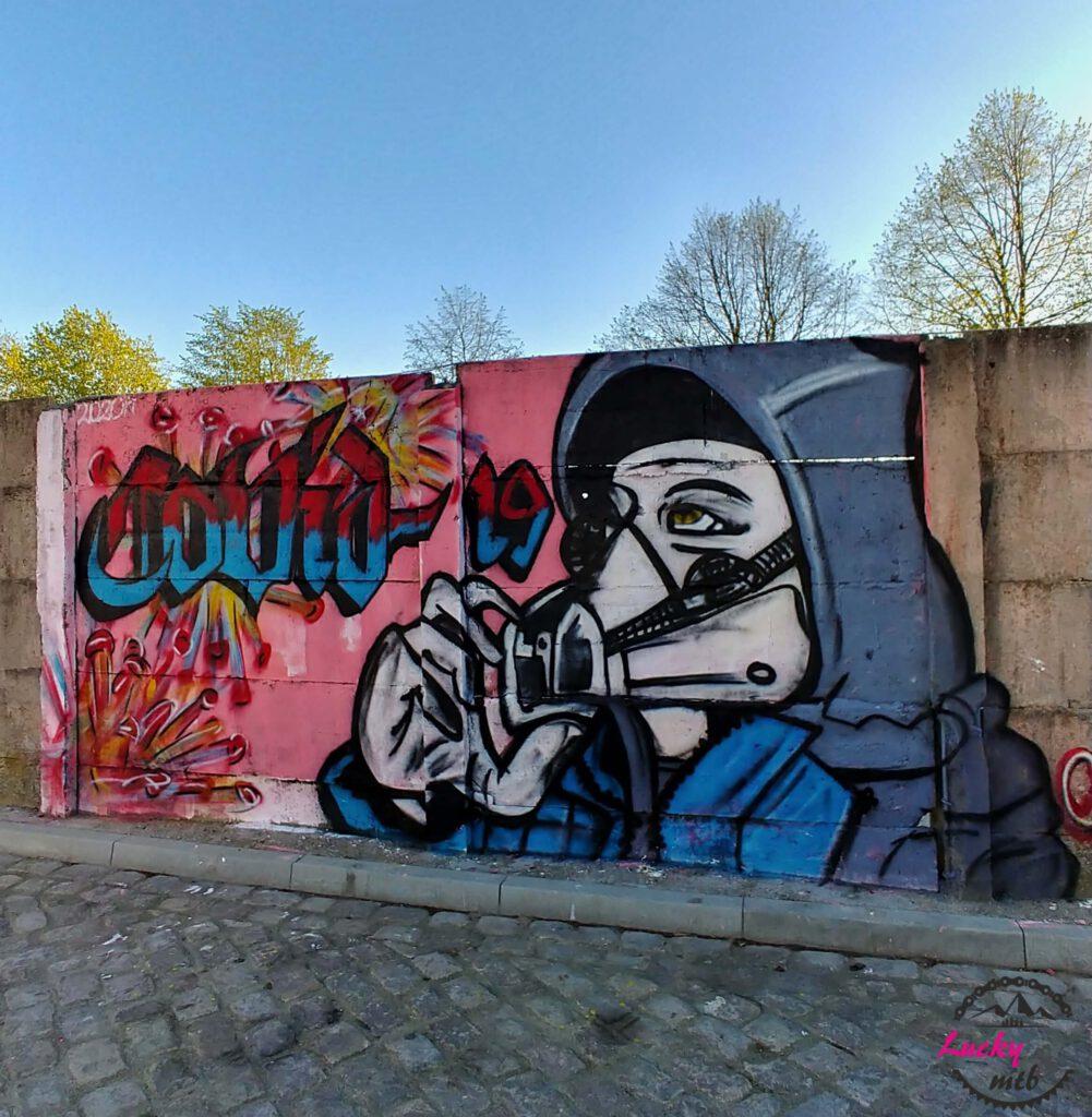 mural covid