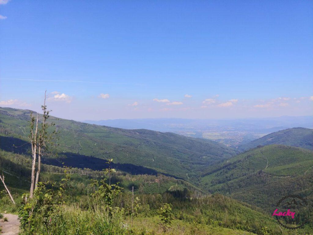panorama górska